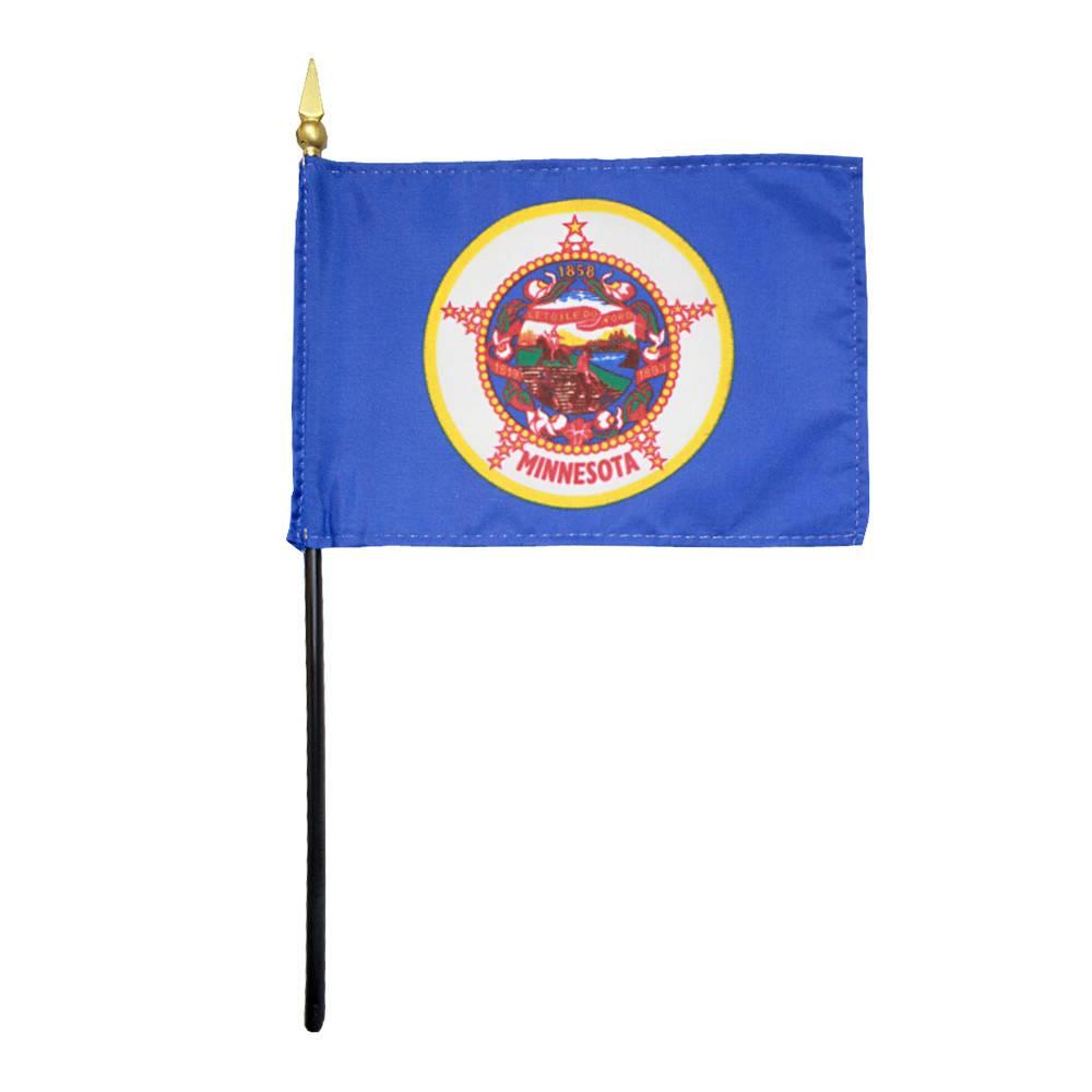 Minnesota Stick Flag