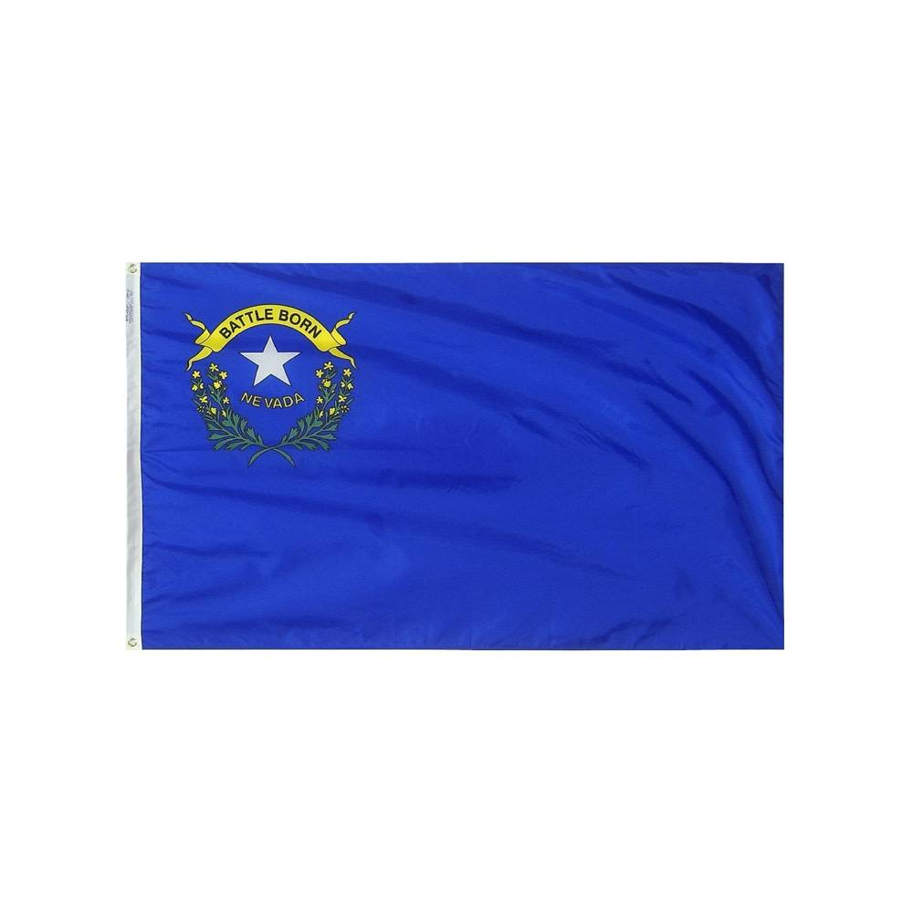 12x18 in. Nevada Nautical Flag