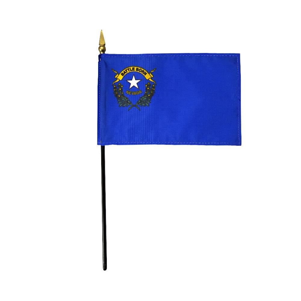 Nevada Stick Flag