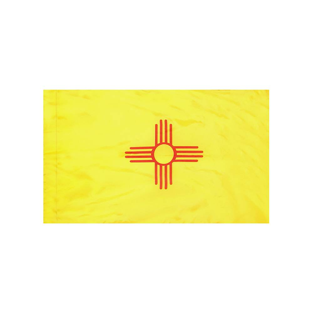New Mexico Flag with Polesleeve