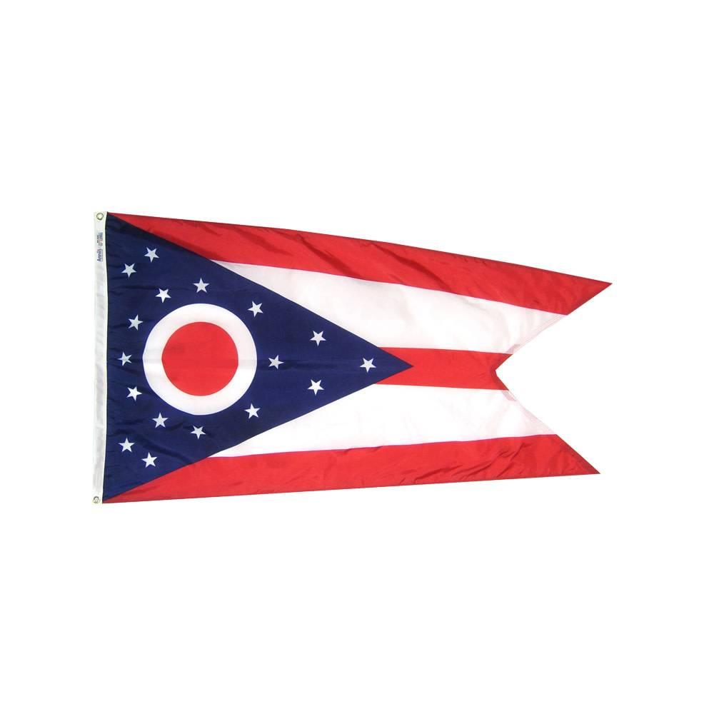12x18 in. Ohio Nautical Flag