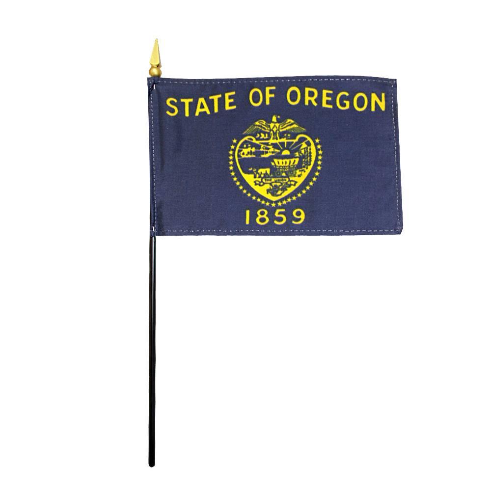 Oregon Stick Flag