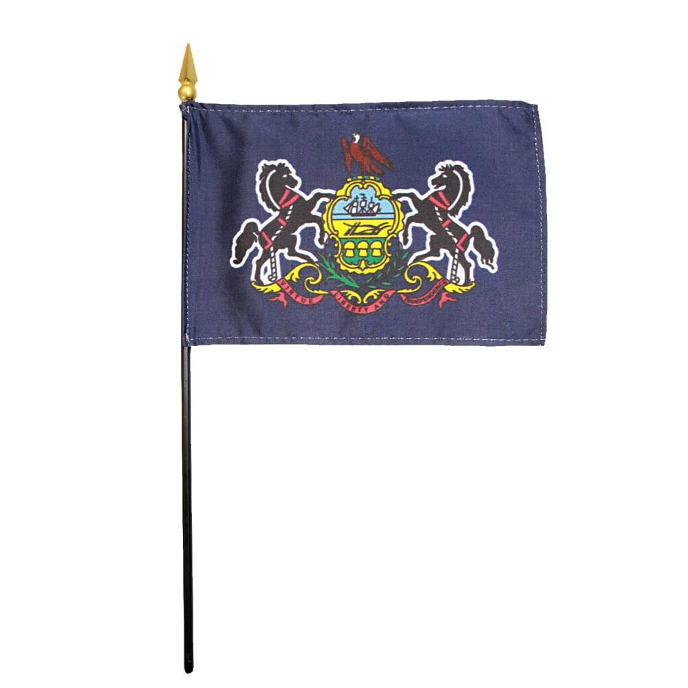 Pennsylvania Stick Flag