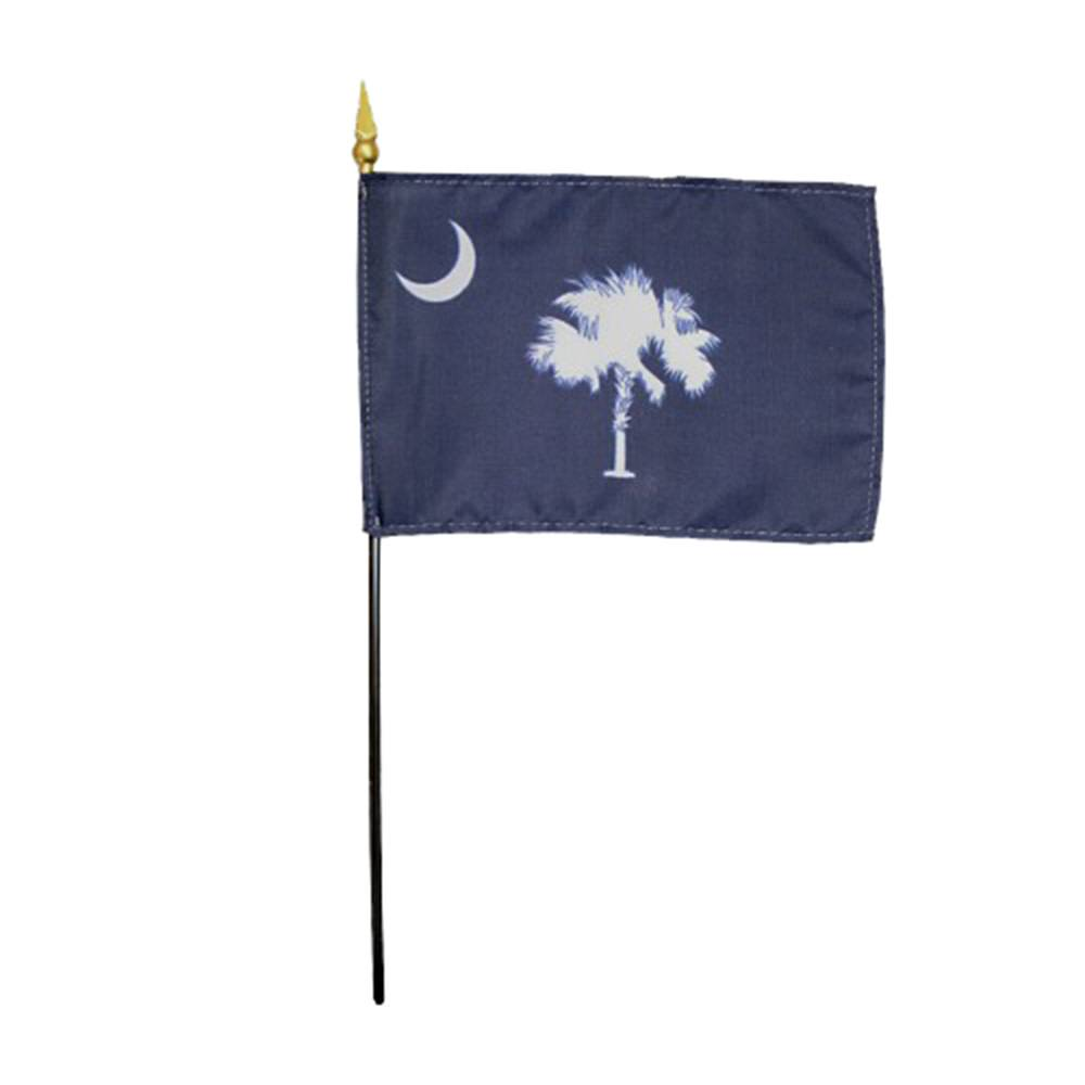 South Carolina Stick Flag