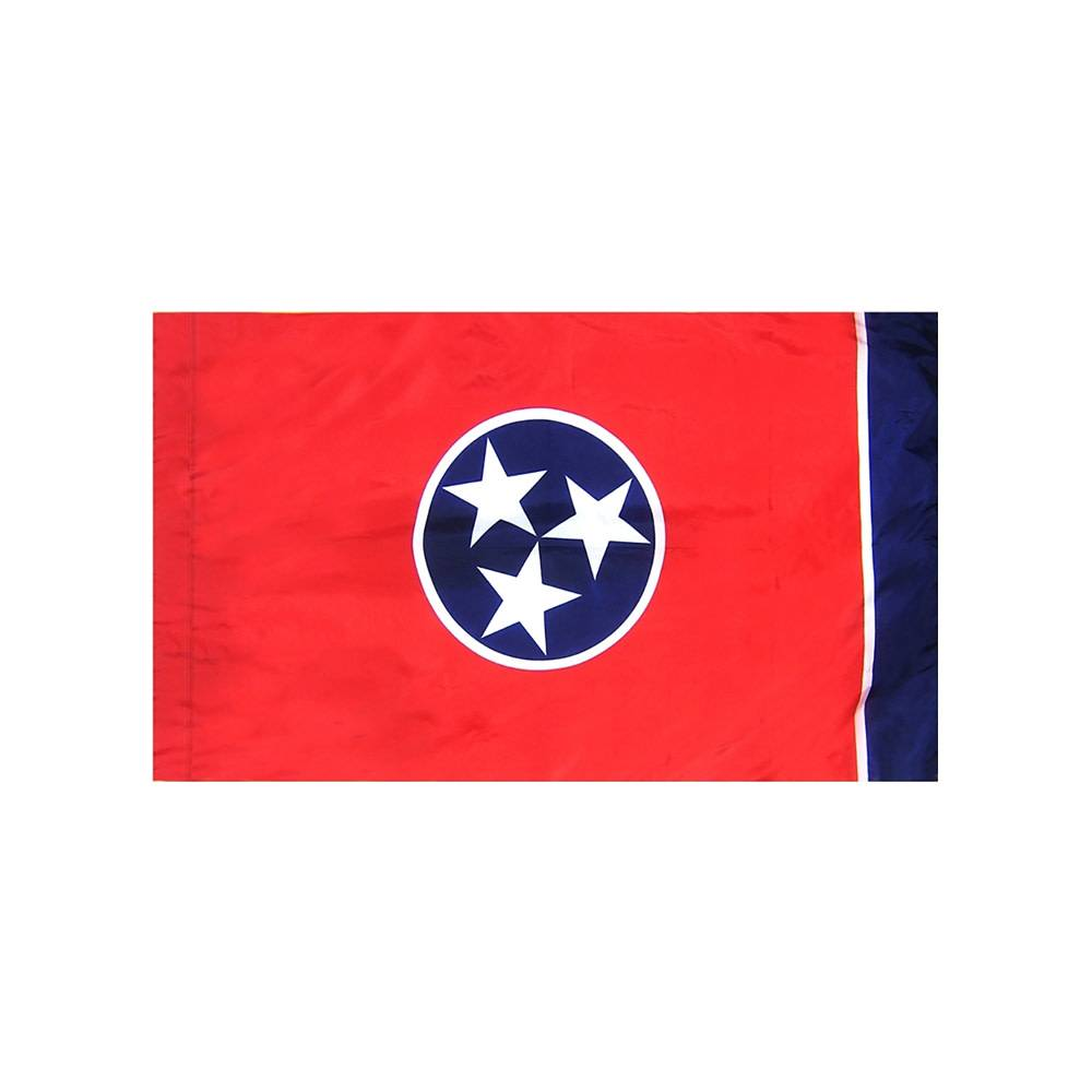 Tennessee Flag with Polesleeve
