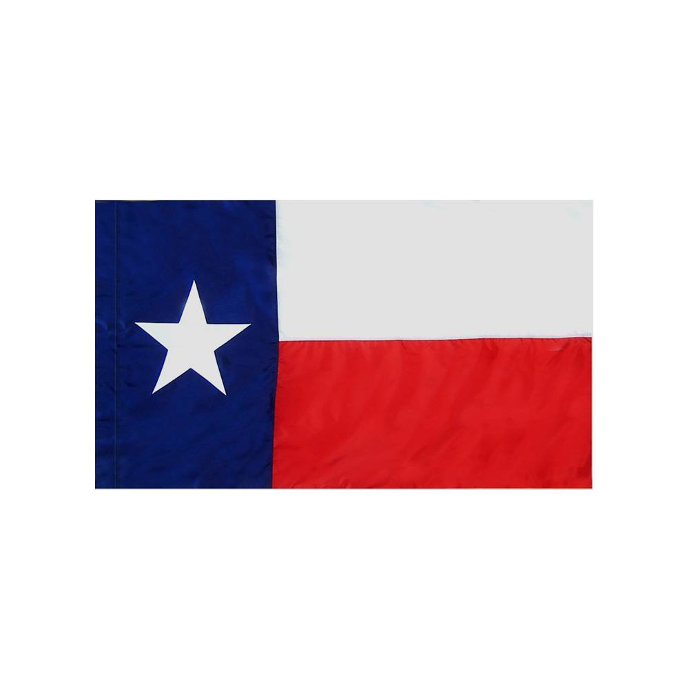 Texas Flag with Polesleeve
