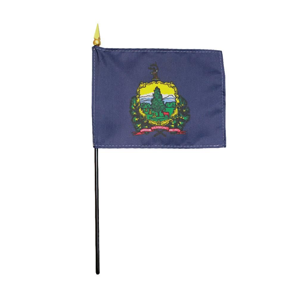 Vermont Stick Flag