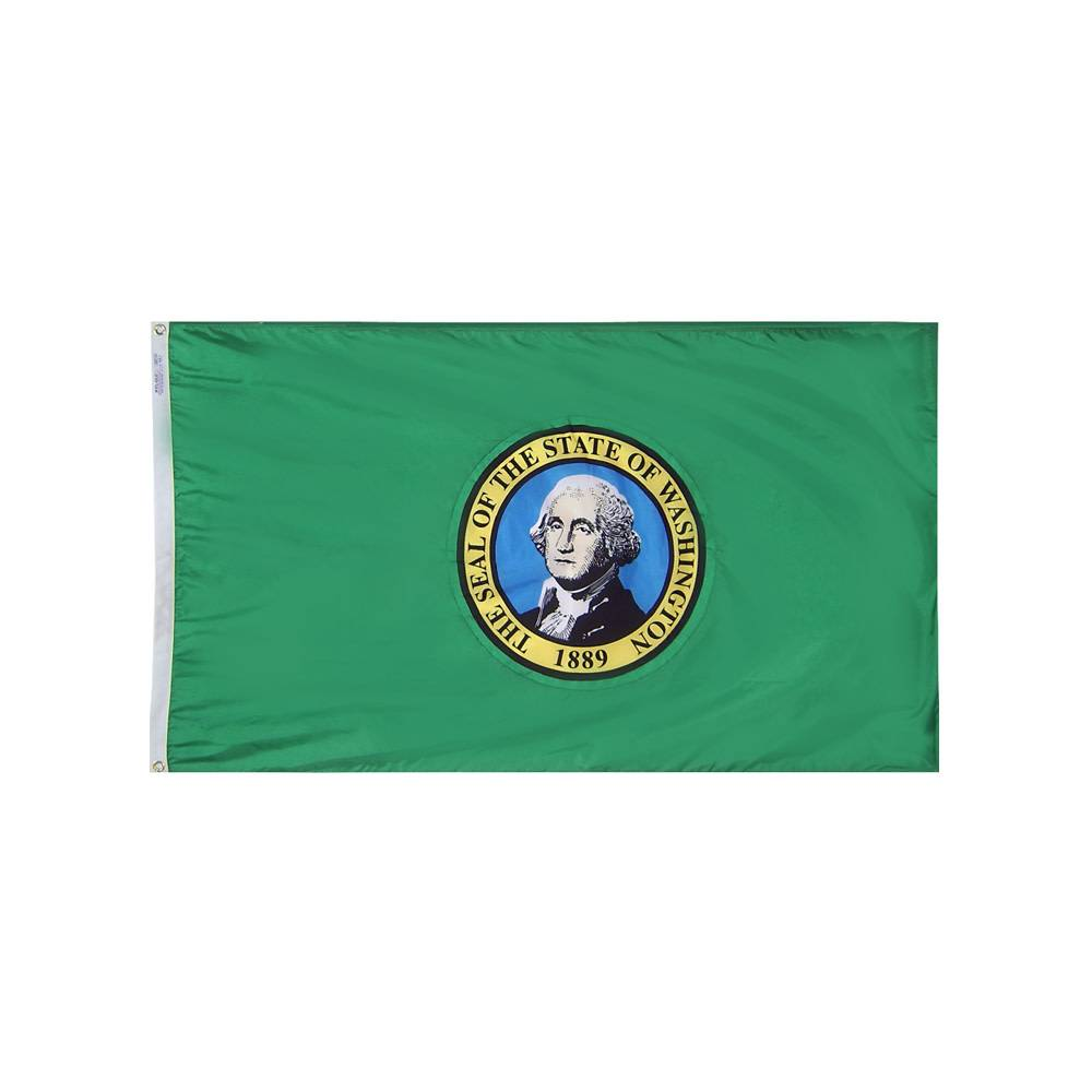 12x18 in. Washington Nautical Flag