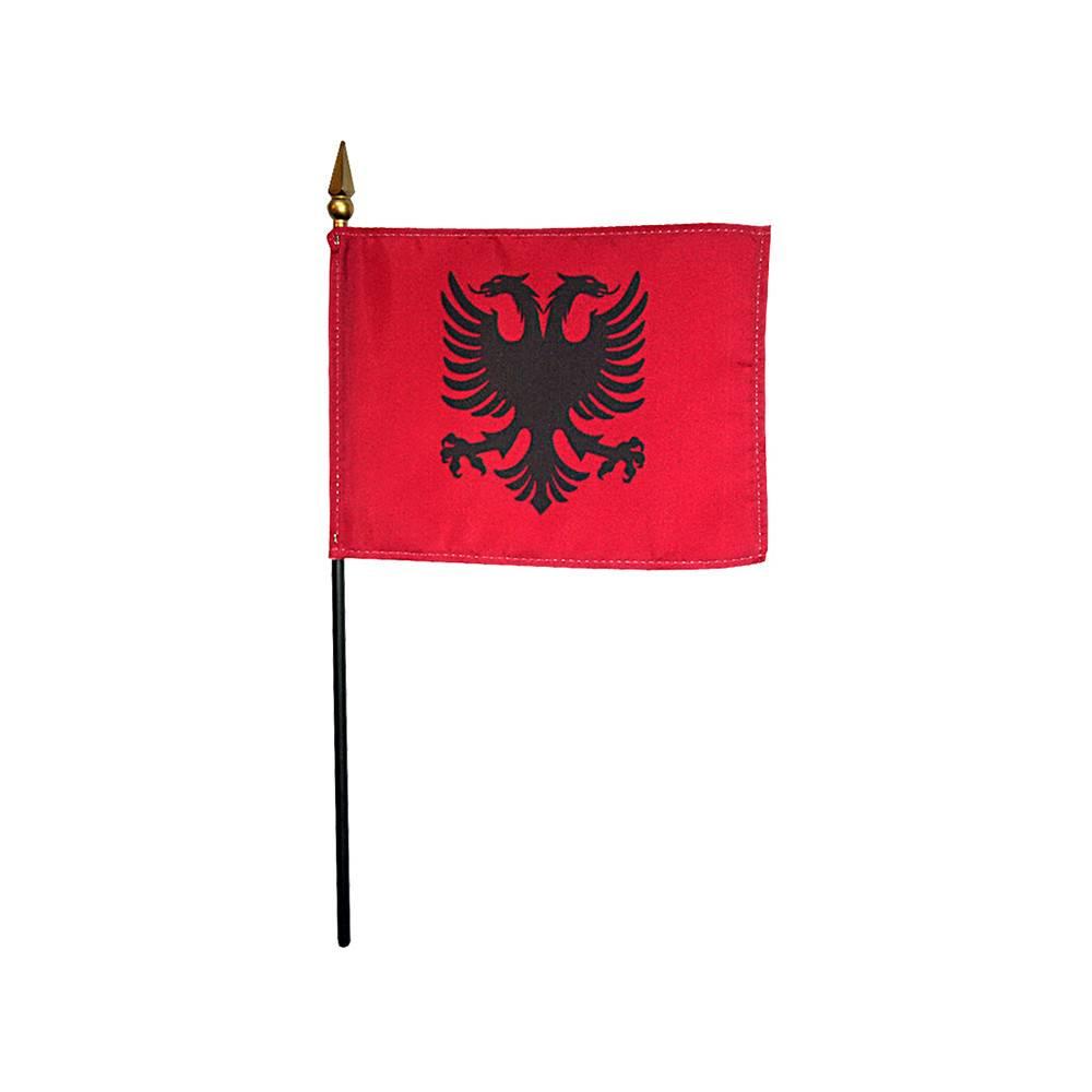 Albania Stick Flag