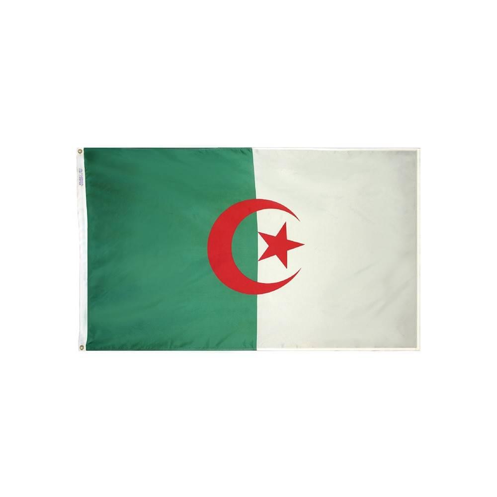 Algeria Flag - All-Weather Nylon