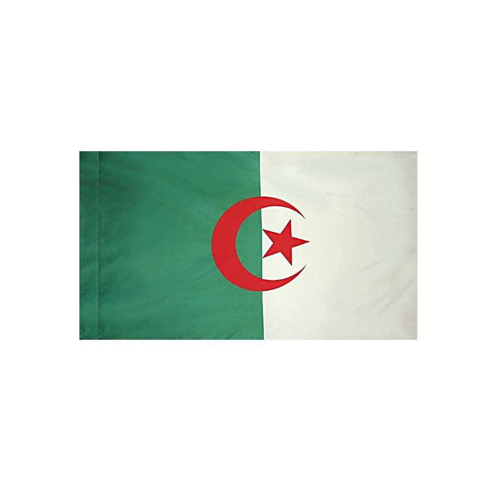 Algeria Flag - Indoor & Parade