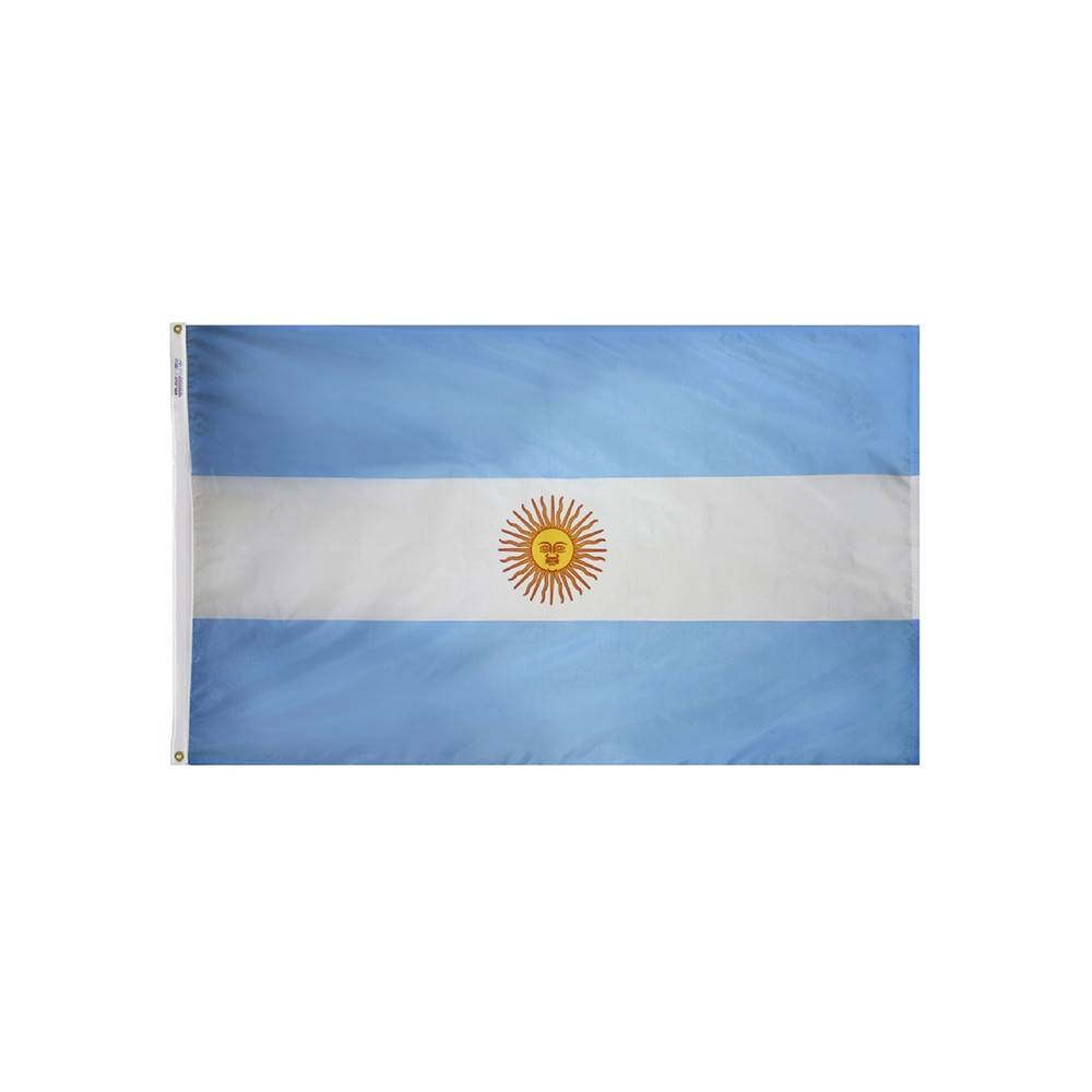 Argentina Flag - All-Weather Nylon