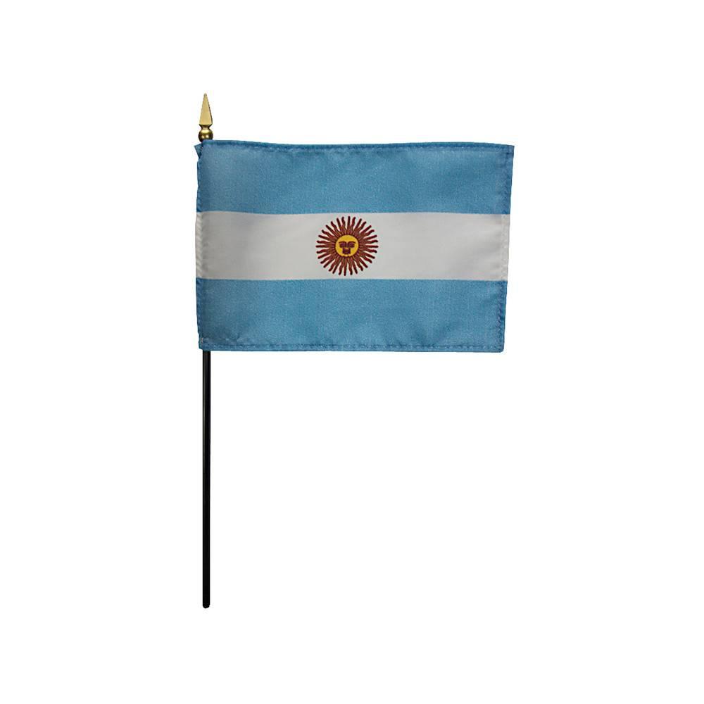 Argentina Stick Flag
