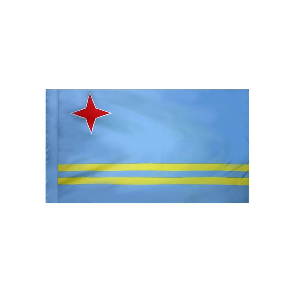 Aruba Flag - Indoor & Parade