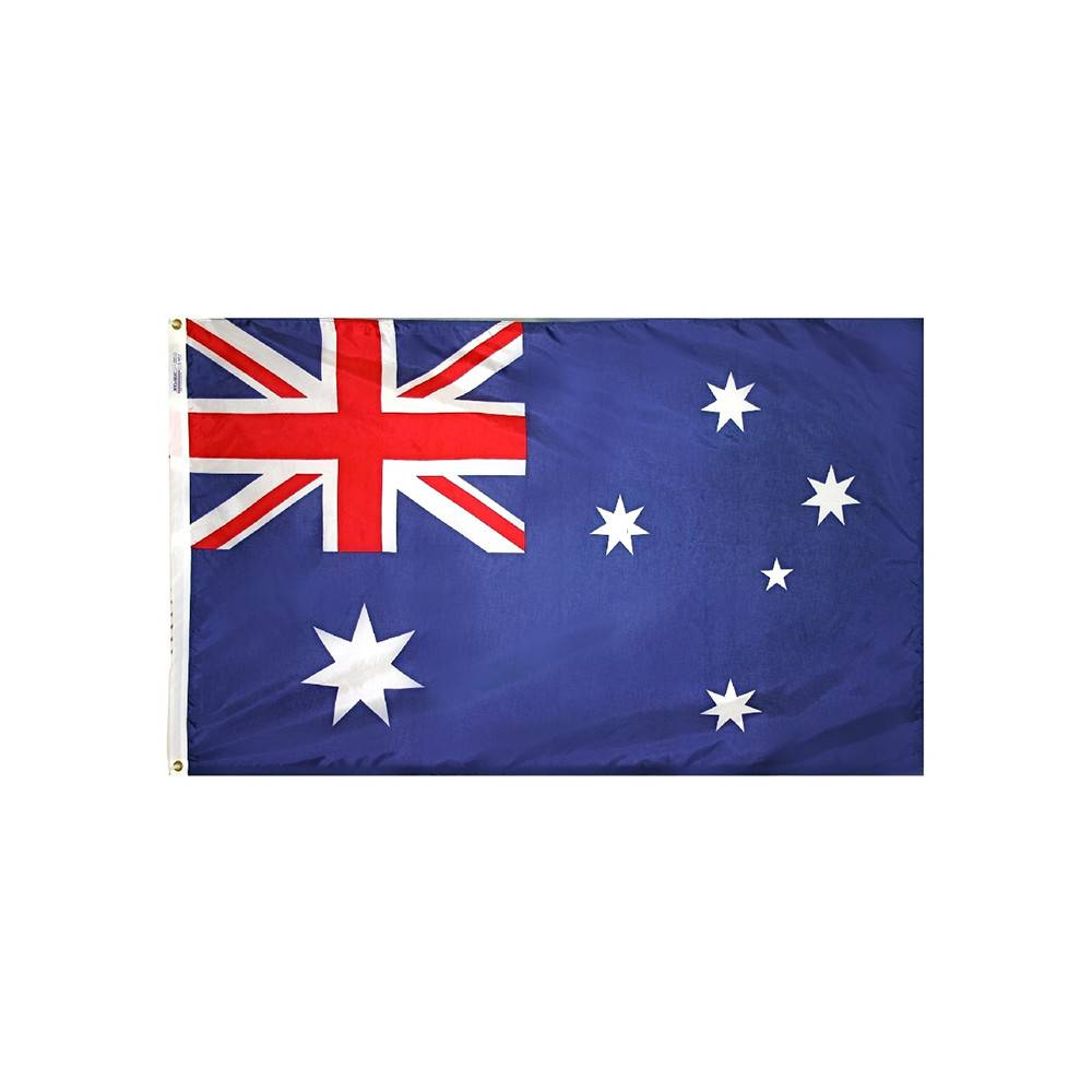 12x18 in. Australia Nautical Flag