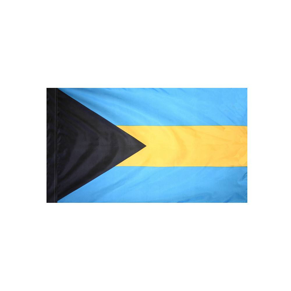 Bahamas Flag - Indoor & Parade