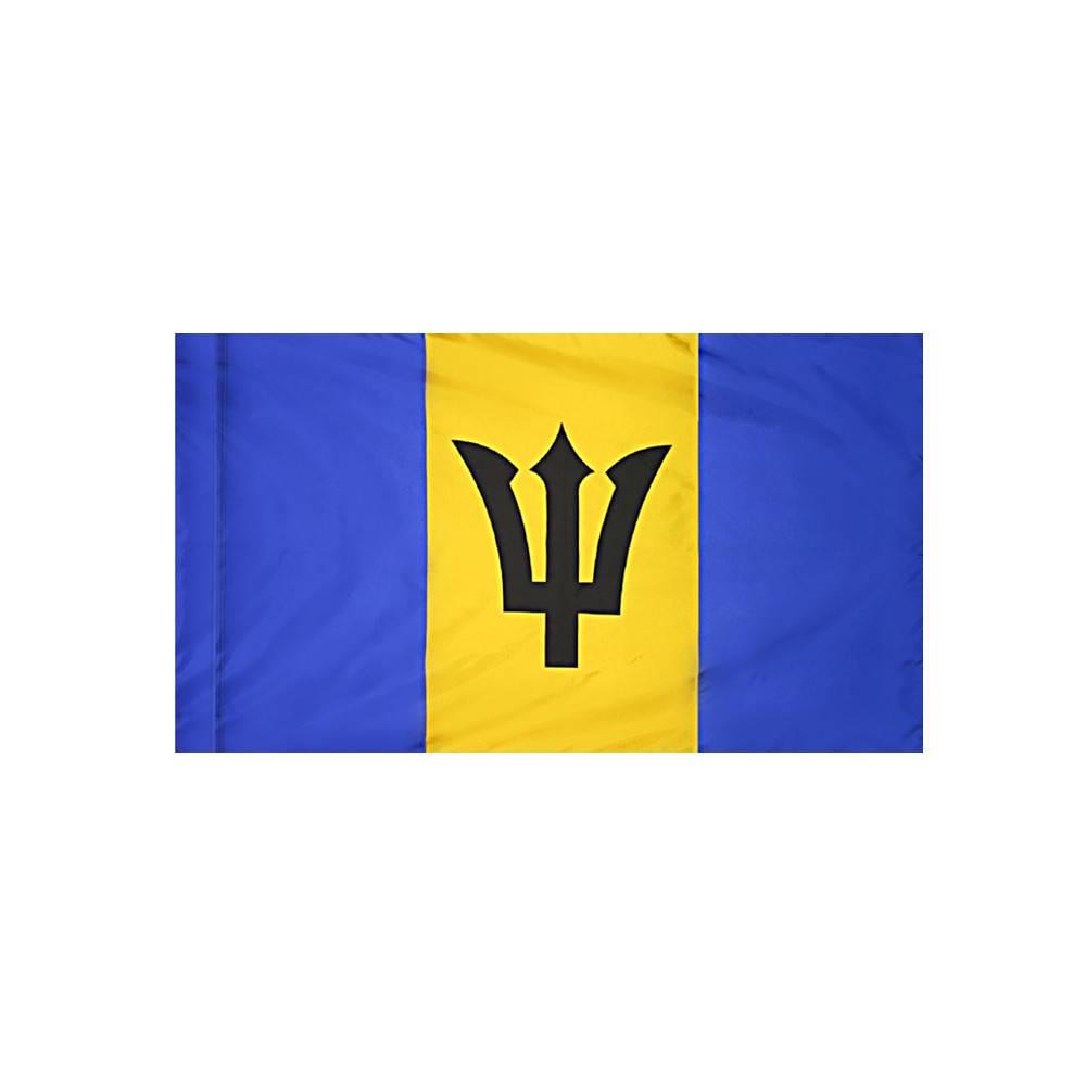 Barbados Flag - Indoor & Parade