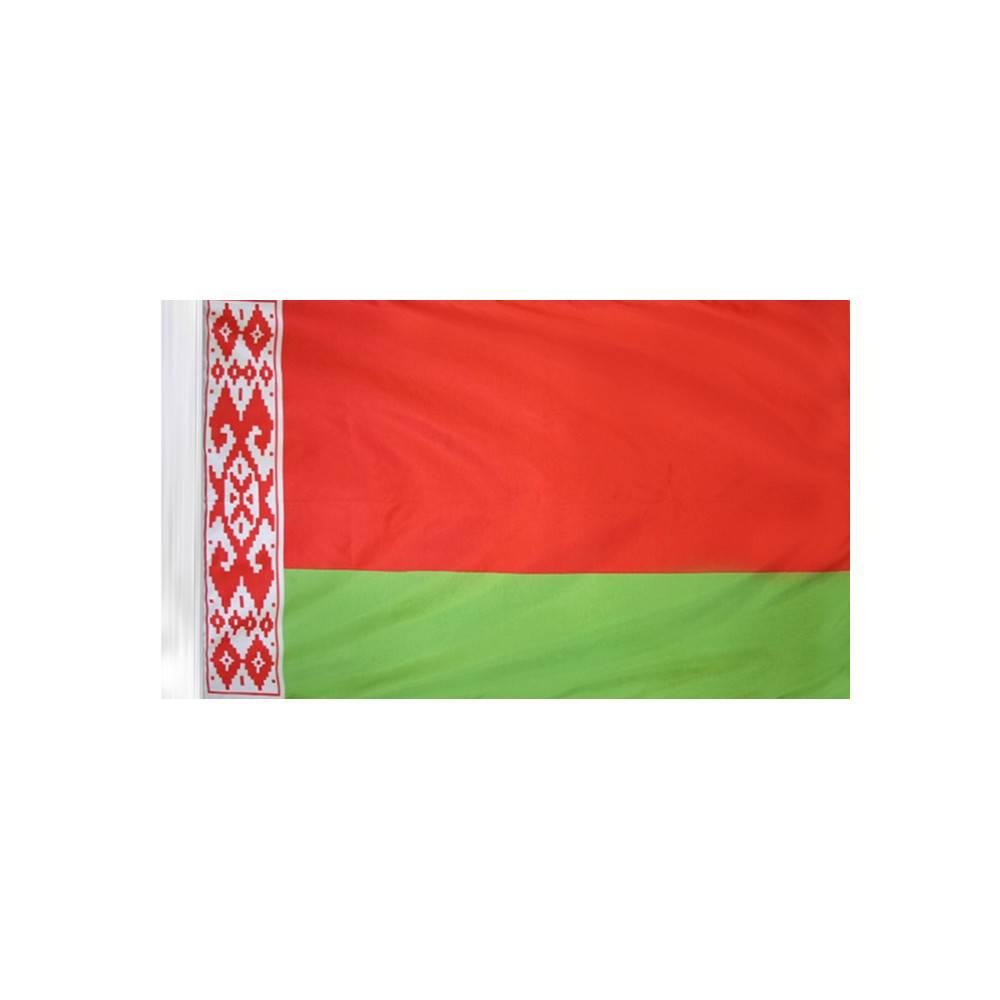 Belarus Flag with Polesleeve