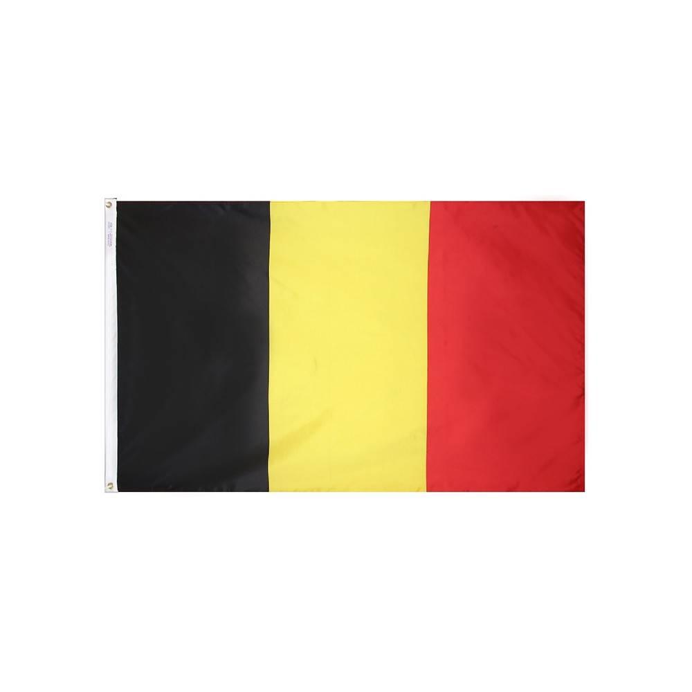 Belgium Flag - All-Weather Nylon