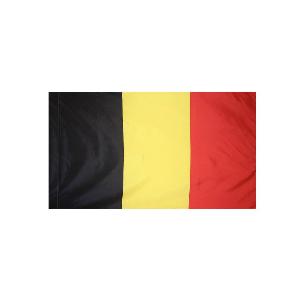 Belgium Flag - Indoor & Parade