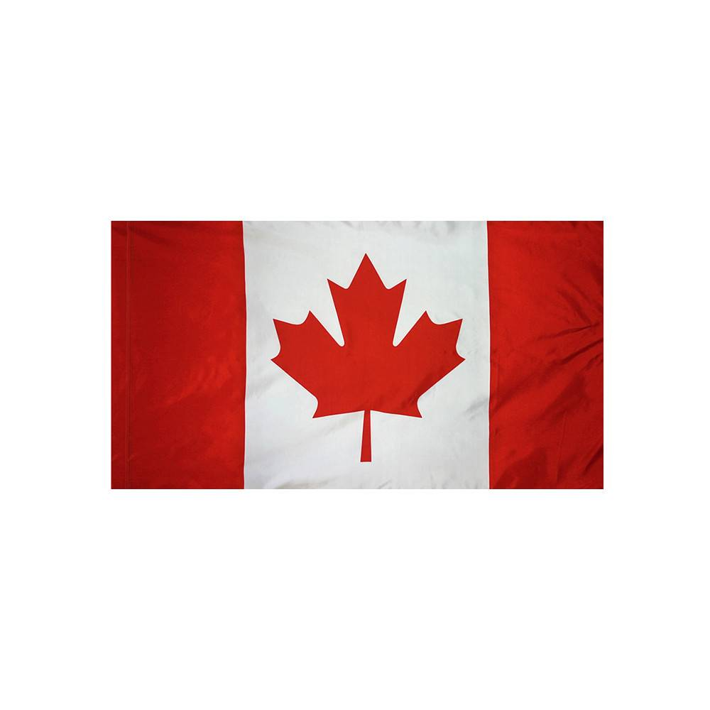 Canada Flag with Polesleeve
