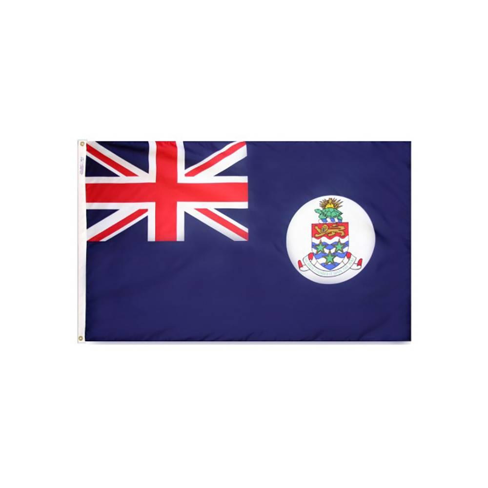 Blue Cayman Islands Flag - All-Weather Nylon