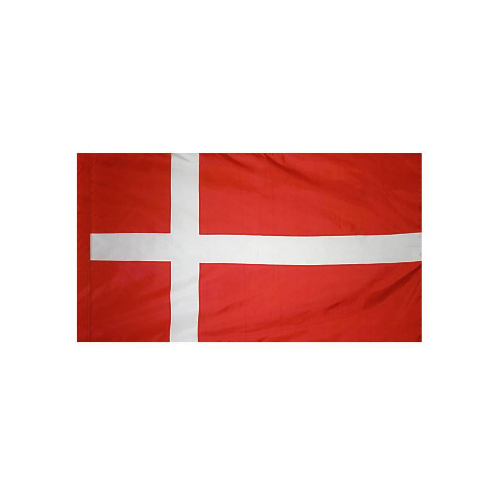 Denmark Flag with Polesleeve