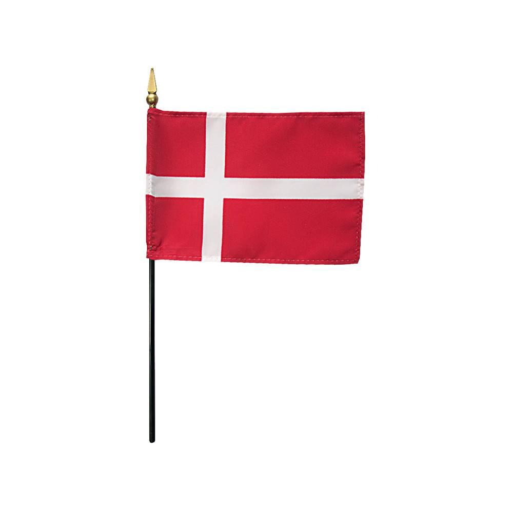 Denmark Stick Flag