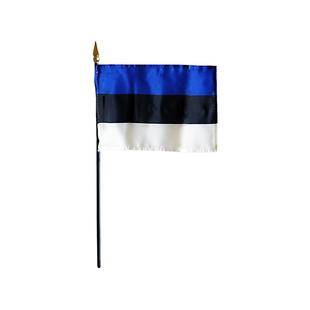 Estonia Stick Flag