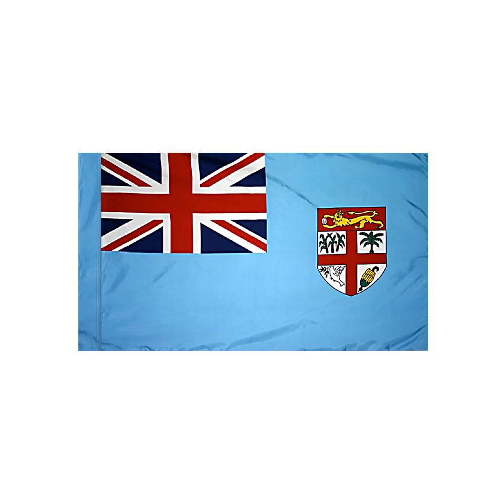 Fiji Flag with Polesleeve