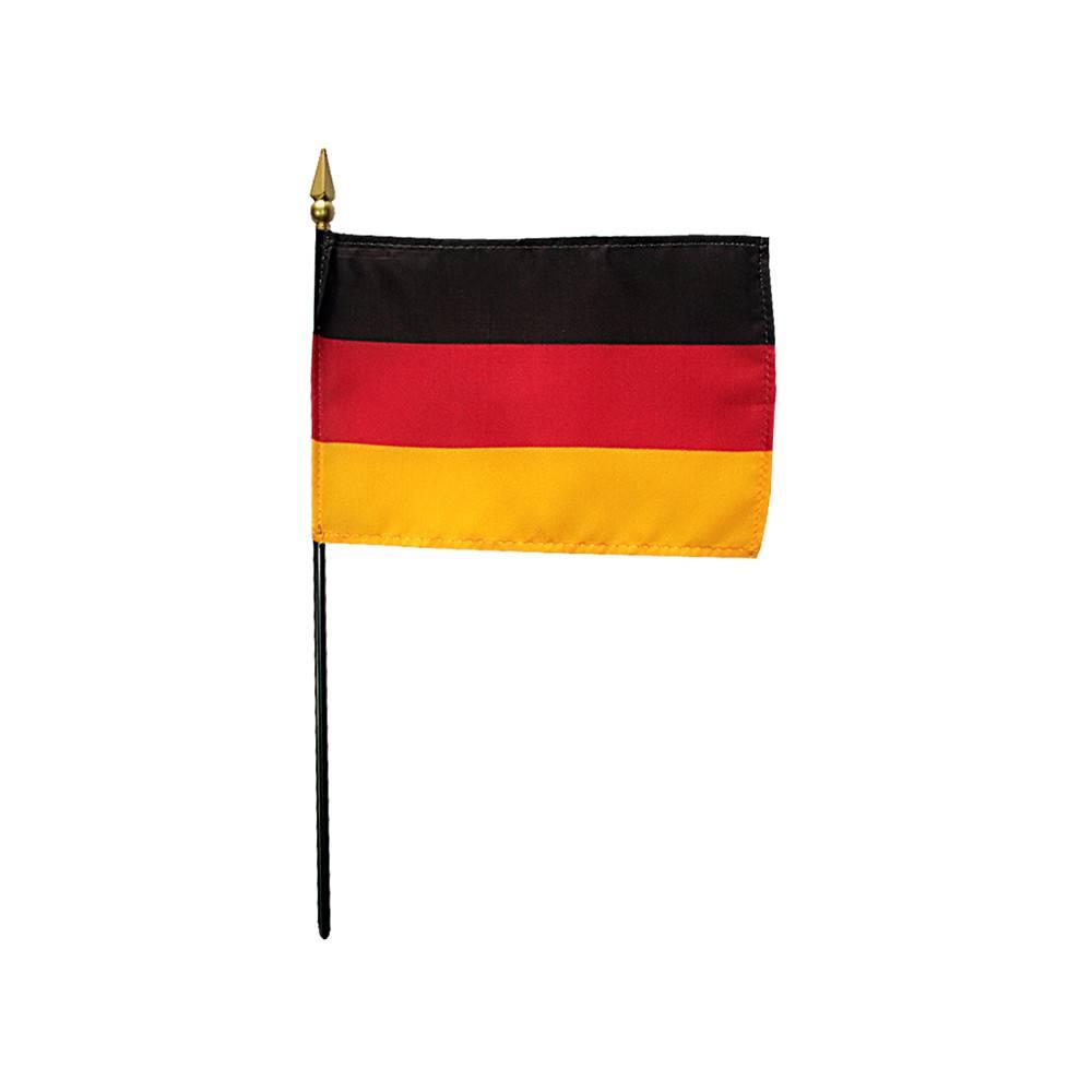 Germany Stick Flag