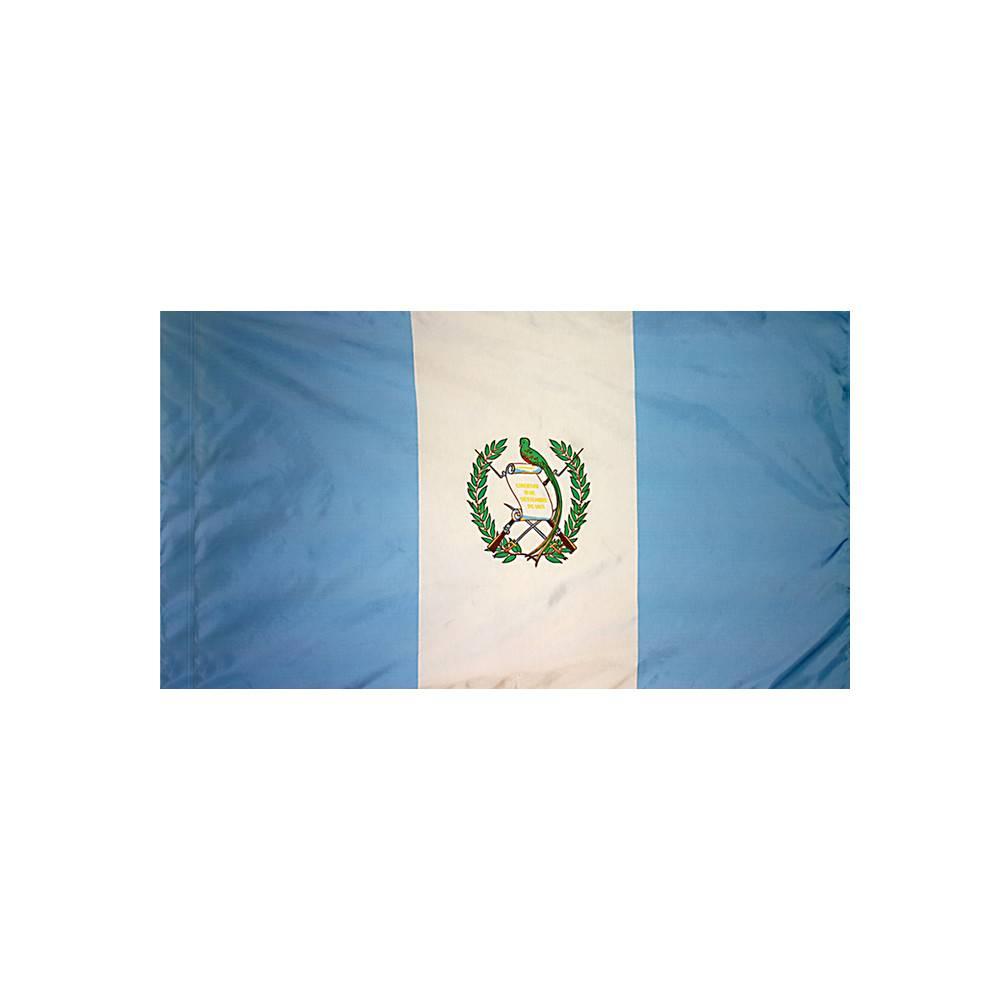 Guatemala Flag with Polesleeve