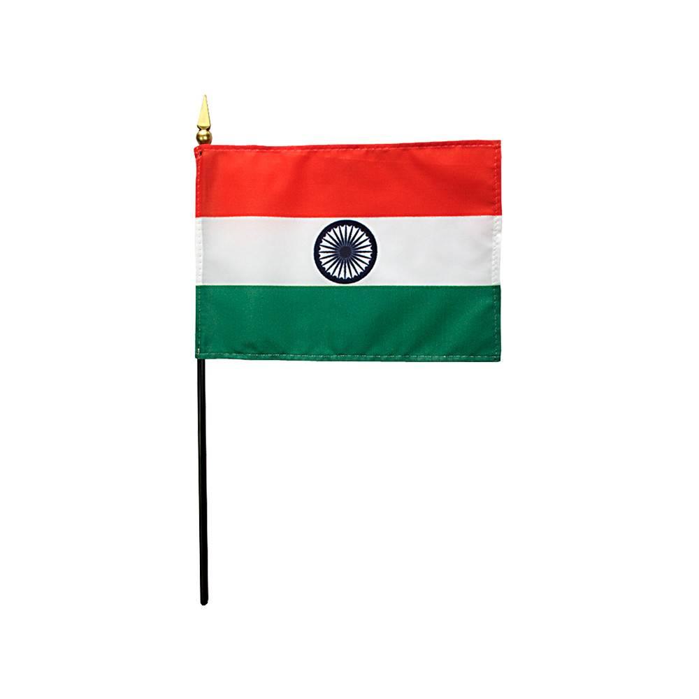 India Stick Flag
