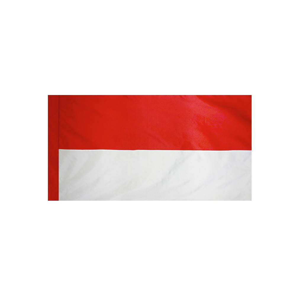 Indonesia Flag with Polesleeve