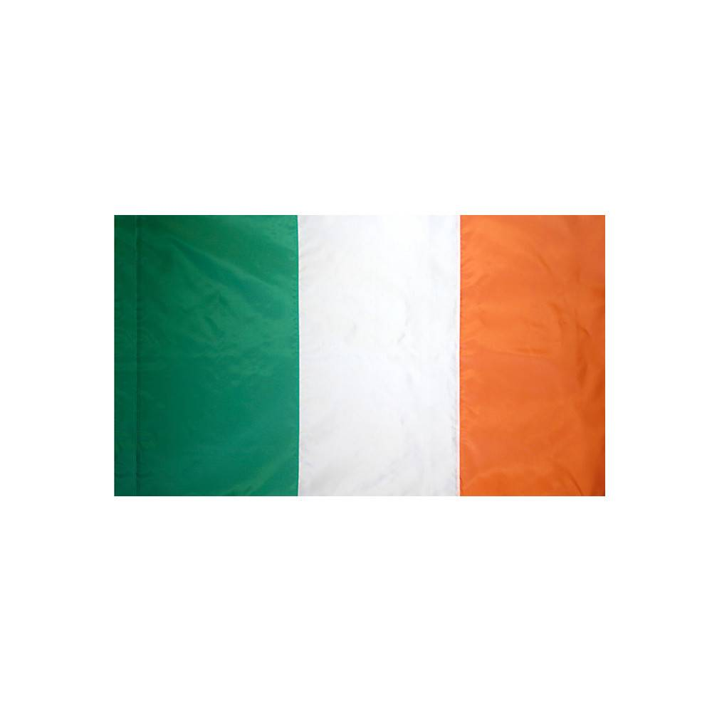 Ireland Flag with Polesleeve