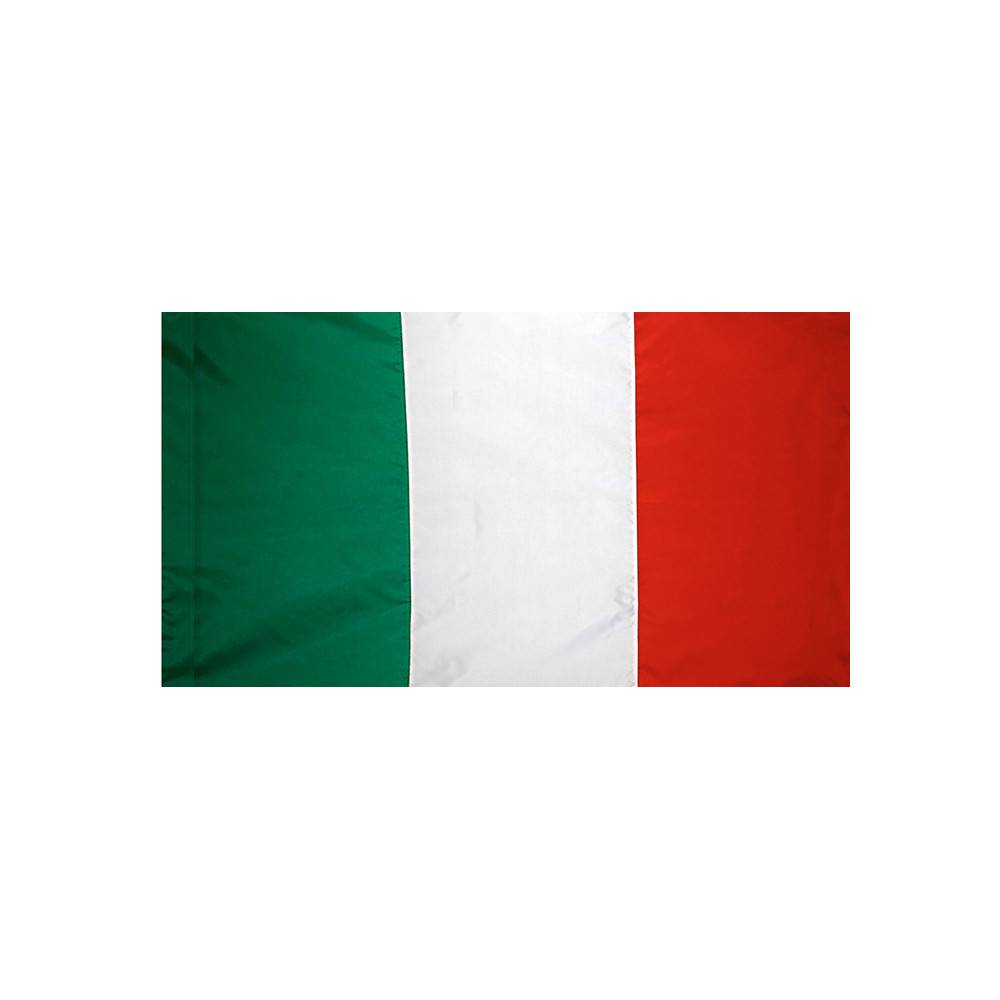 Italy Flag with Polesleeve