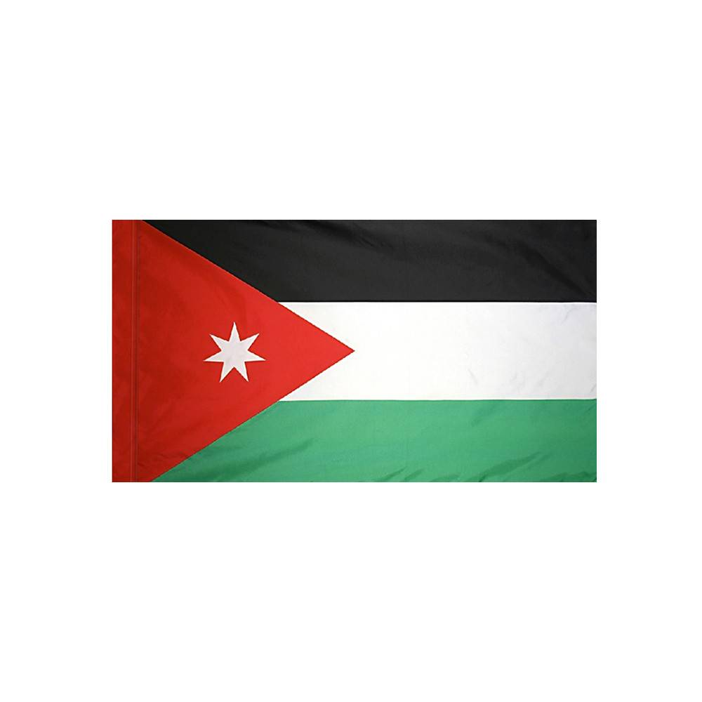 Jordan Flag with Polesleeve