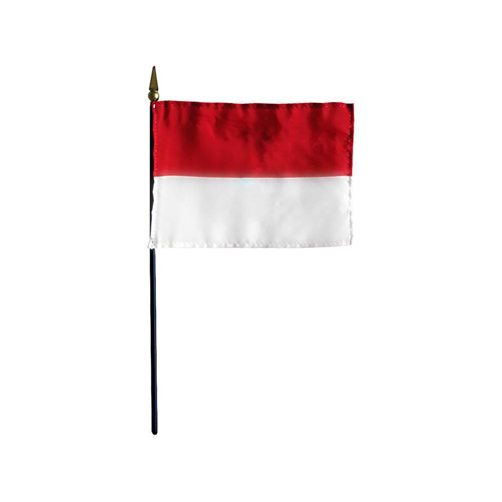 Monaco Stick Flag
