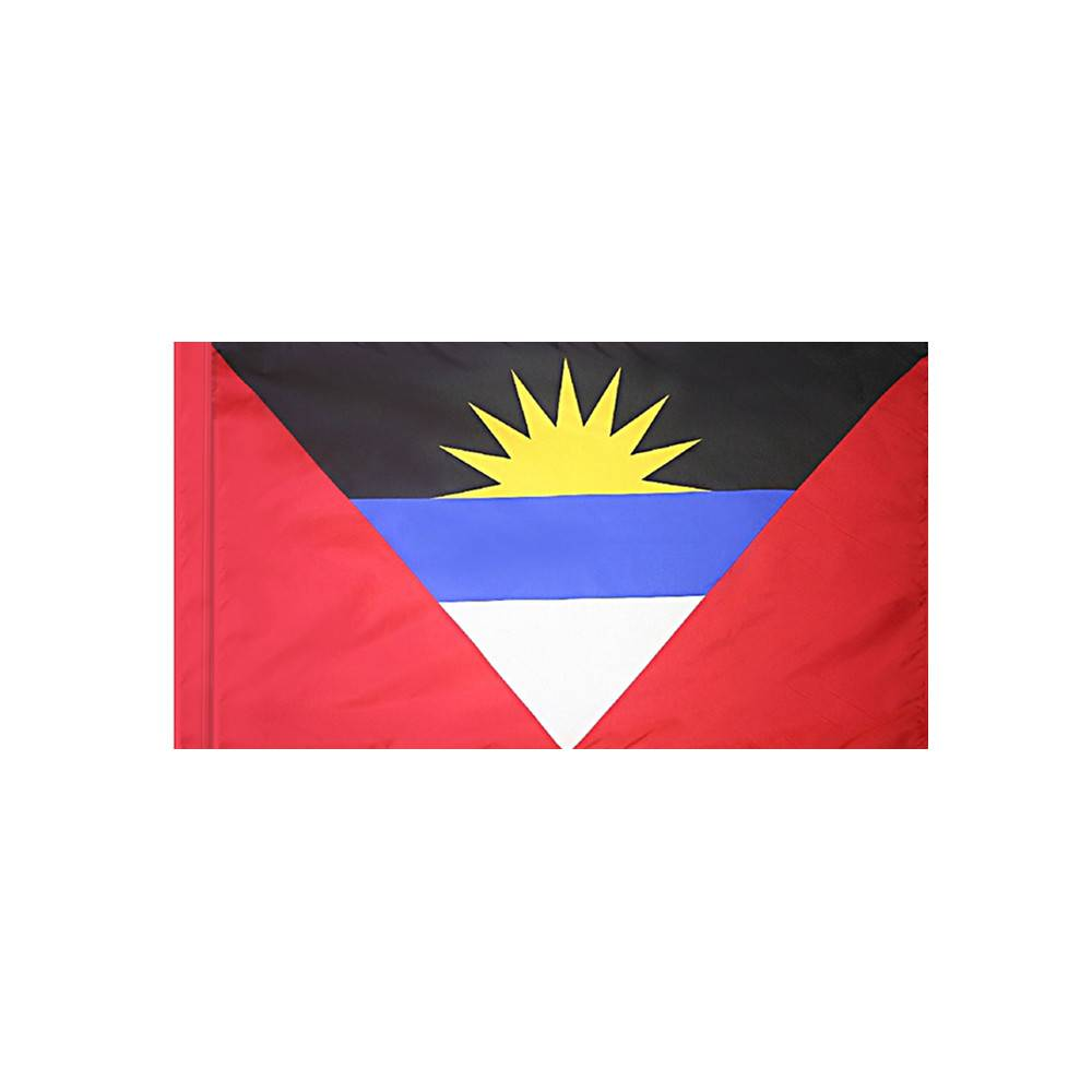 Antigua & Barbuda Flag - Indoor & Parade