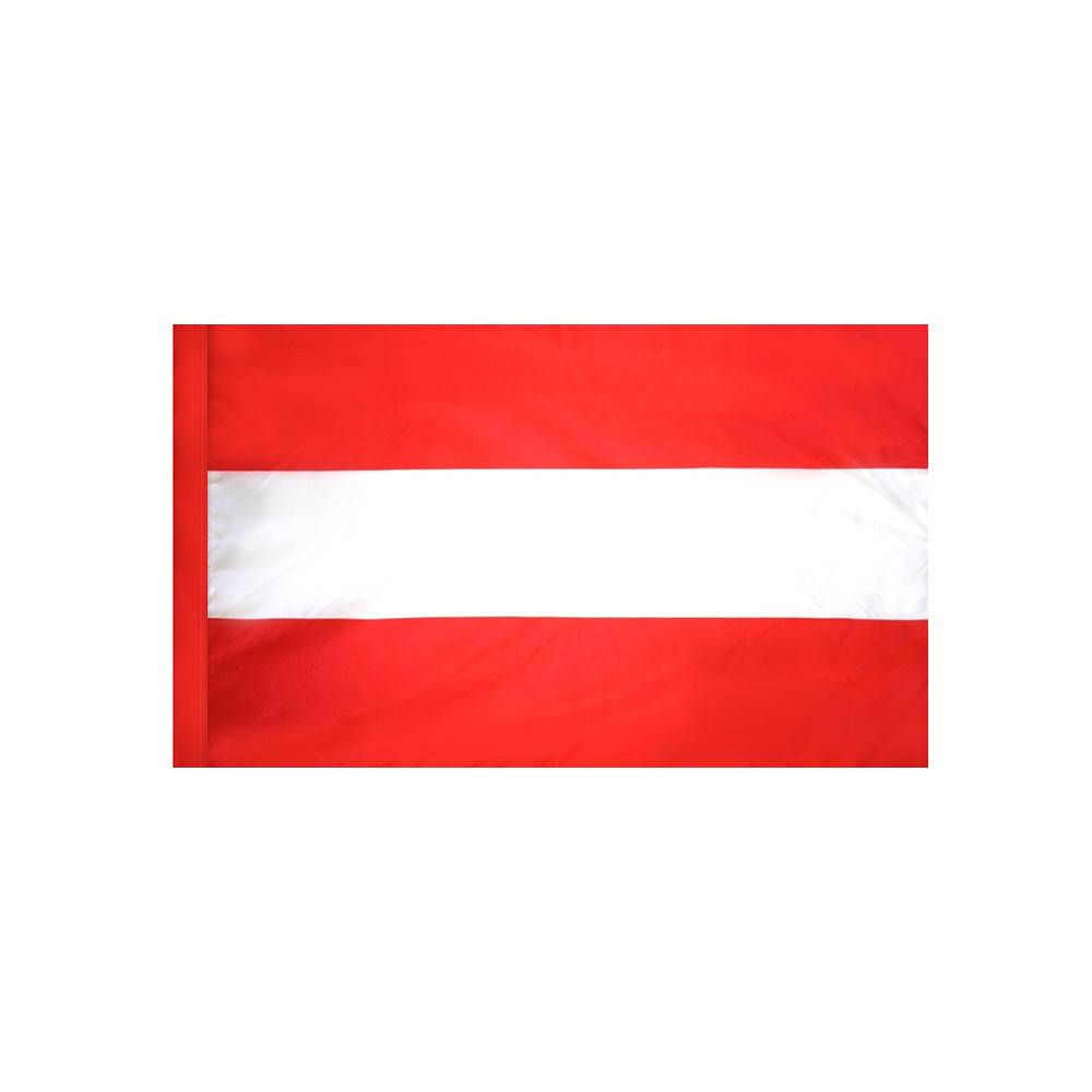 Austria Flag - Indoor & Parade
