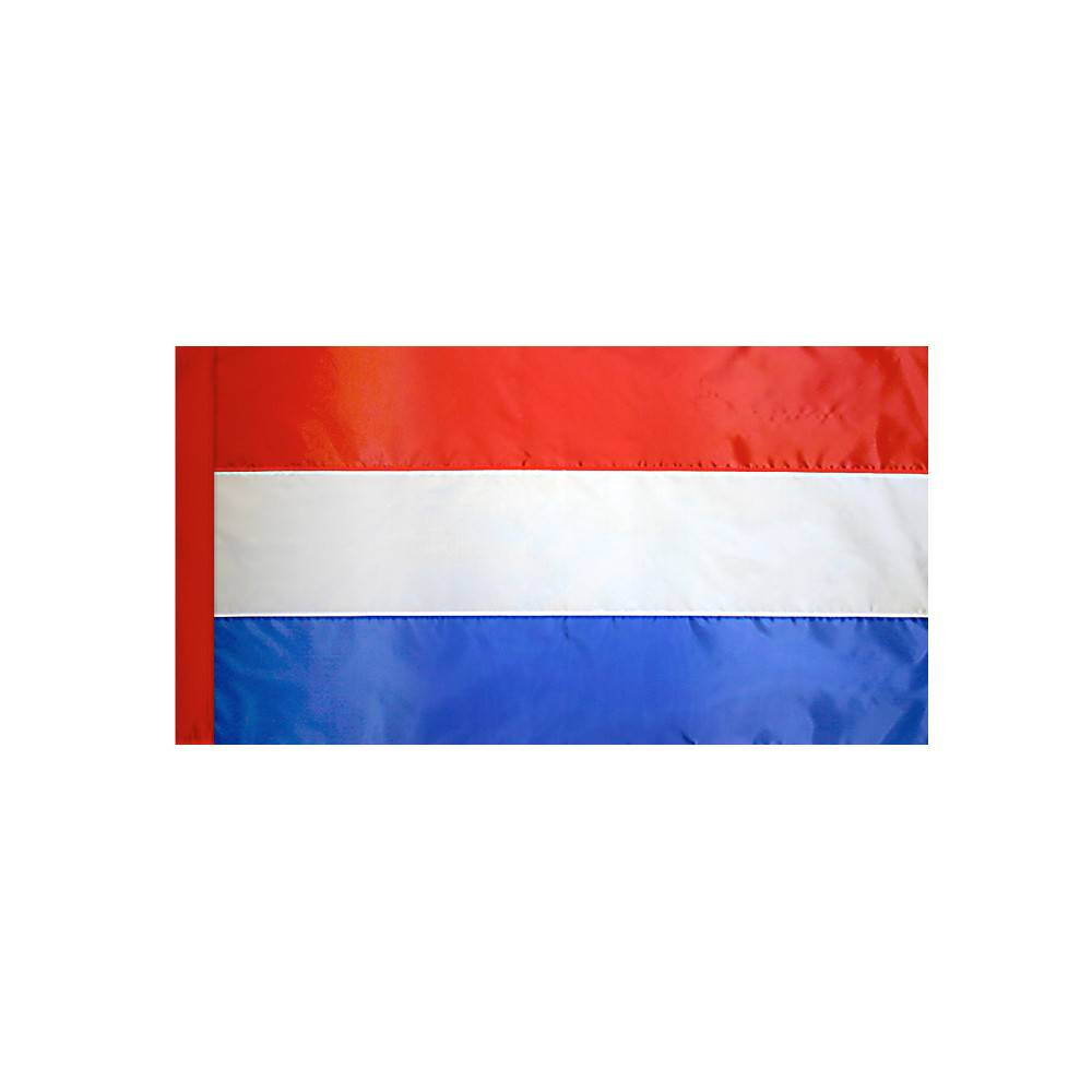 Netherlands Flag with Polesleeve