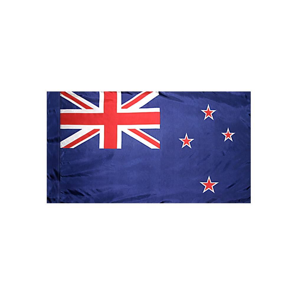 New Zealand Flag with Polesleeve