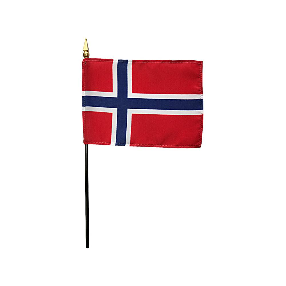 Norway Stick Flag