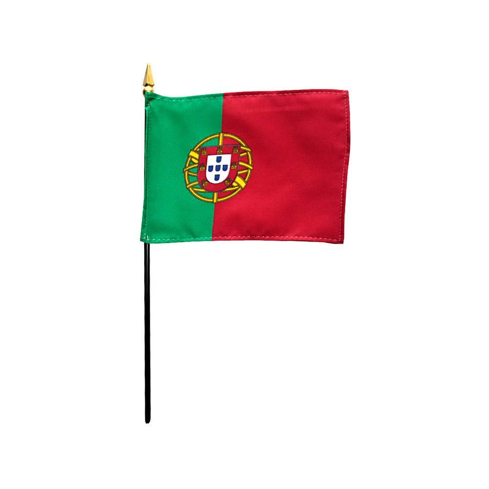 Portugal Stick Flag