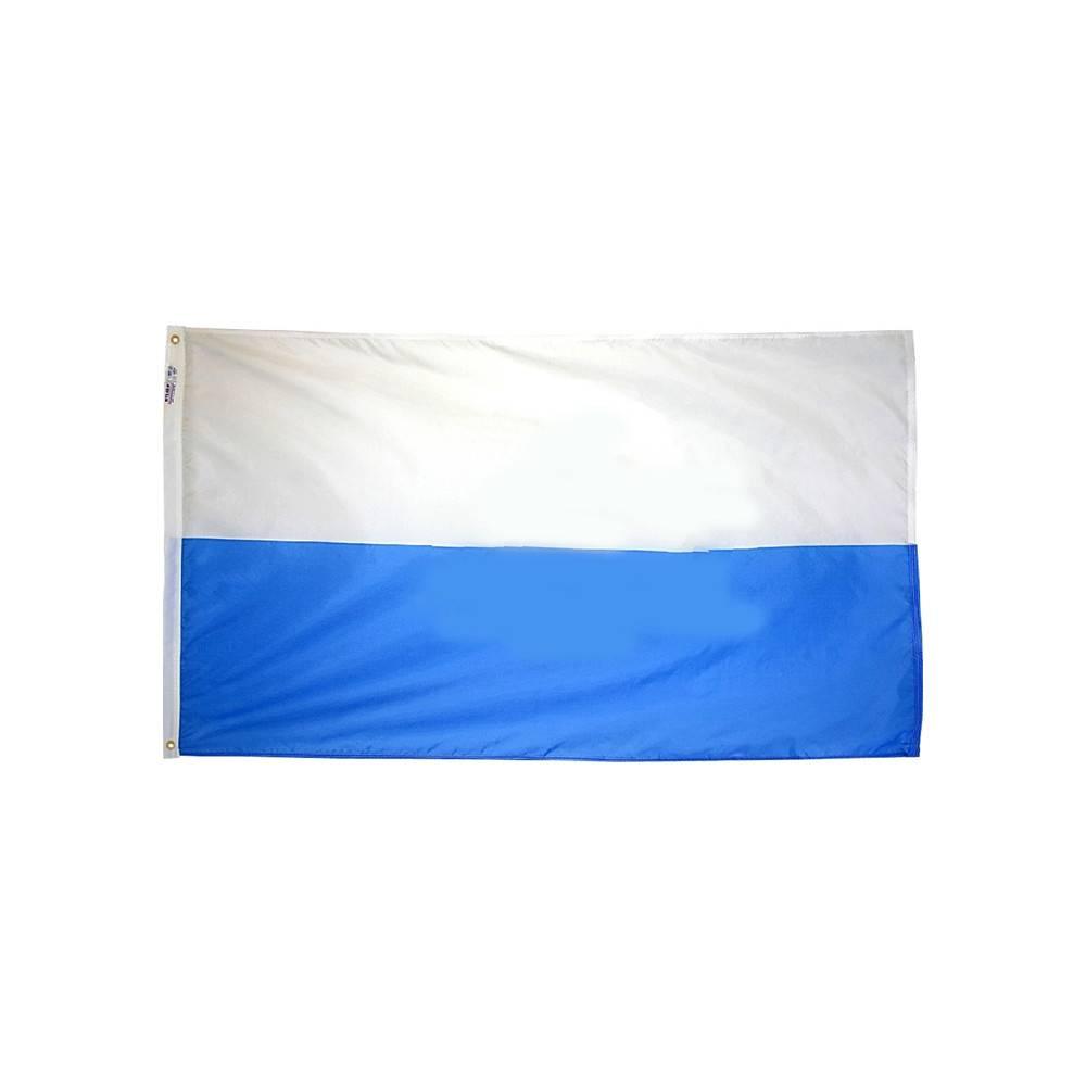 San Marino Flag without Seal