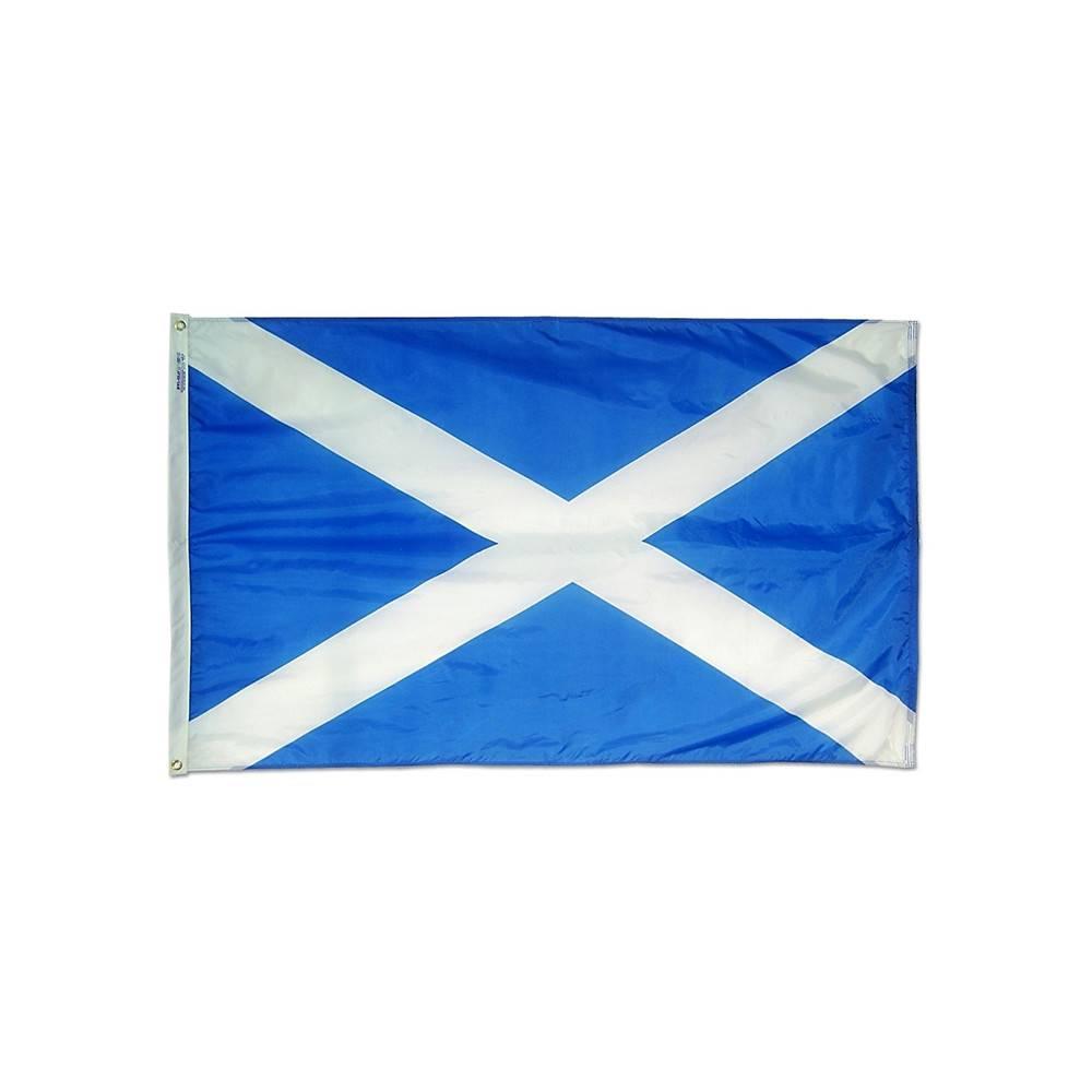 Saint Andrew's Cross Flag