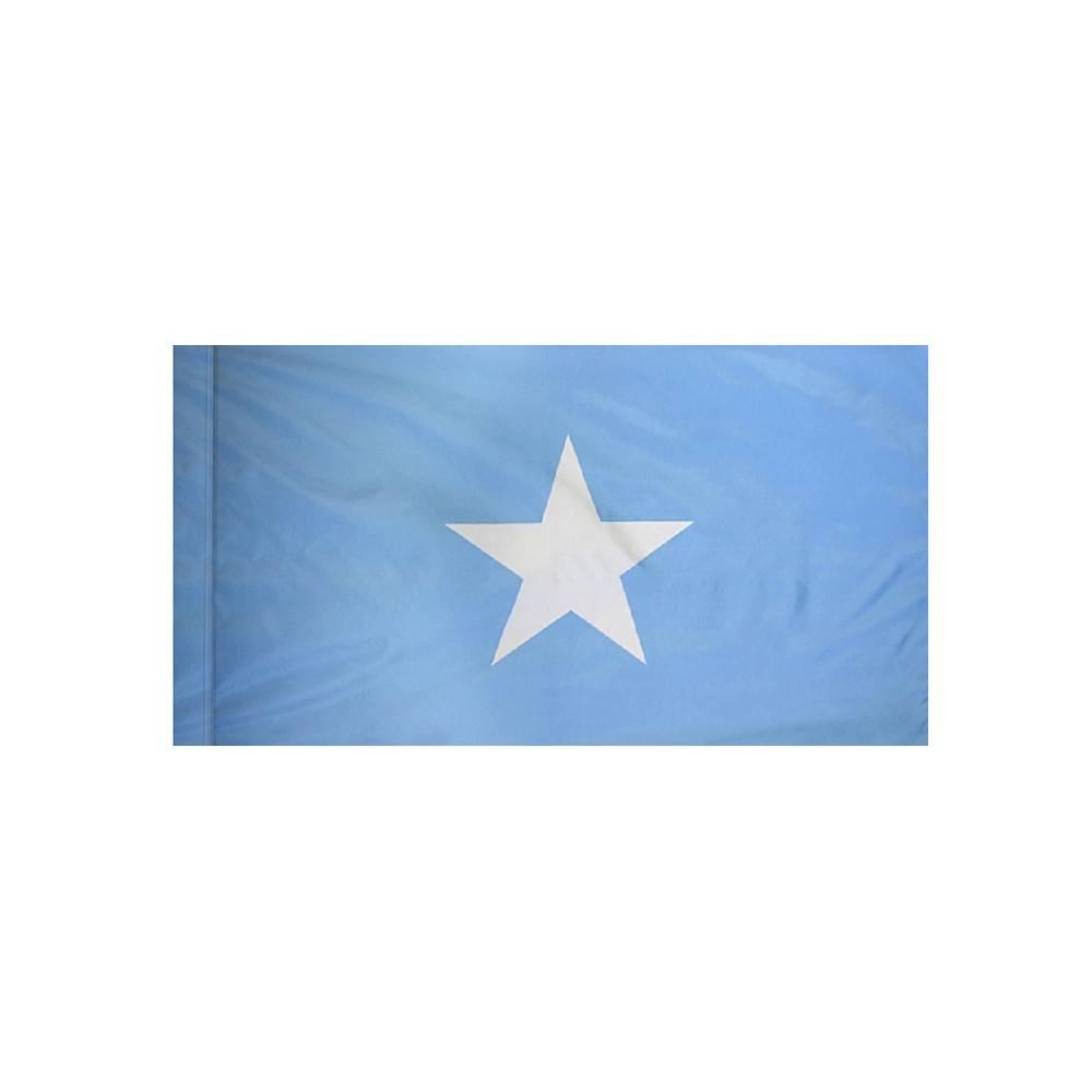 Somalia Flag with Polesleeve