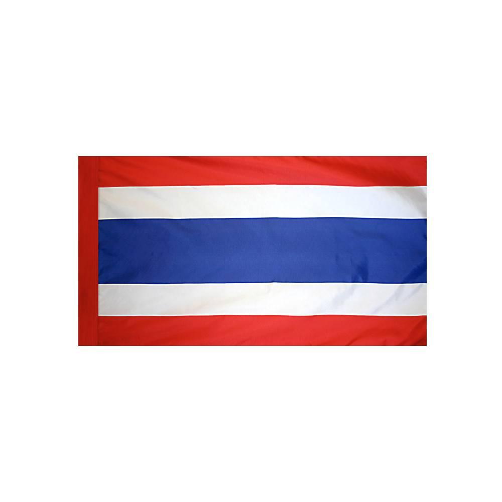 Thailand Flag with Polesleeve