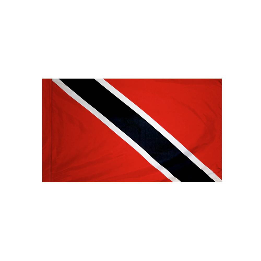 Trinidad & Tobago Flag with Polesleeve