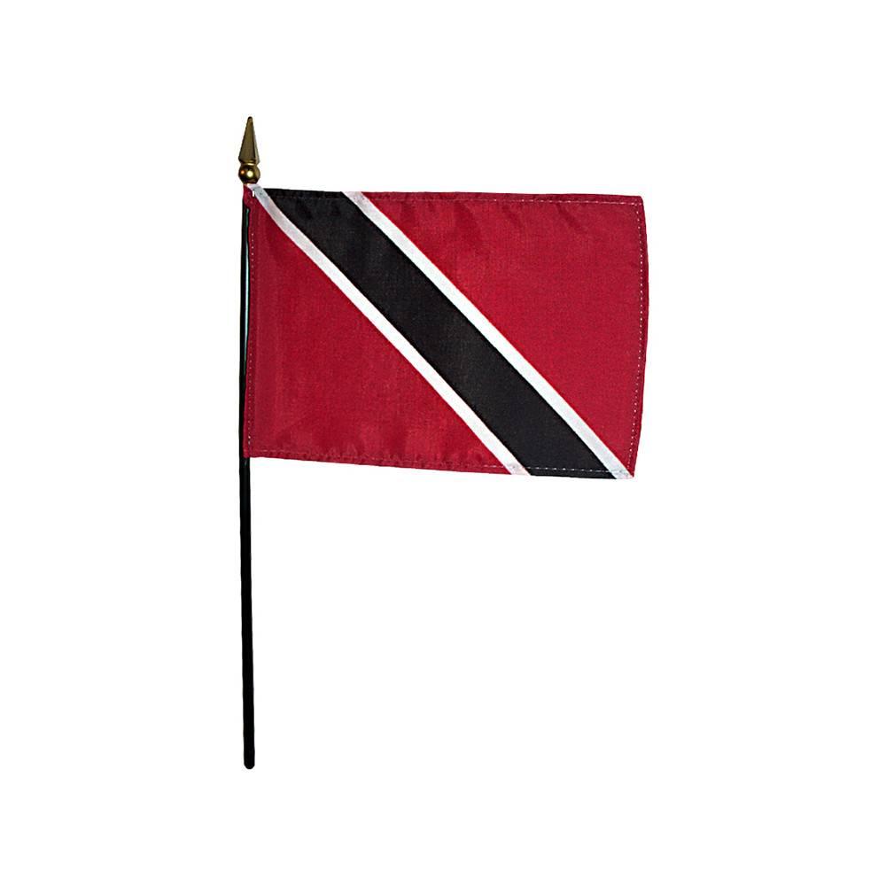 Trinidad & Tobago Stick Flag